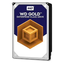 WD gold HDD picture