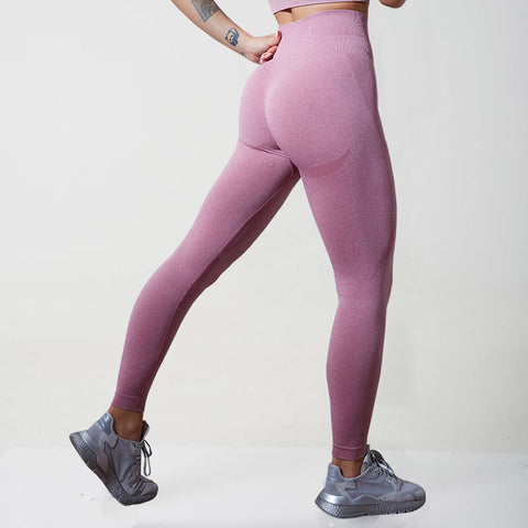 Legging Seamless Strong <br/> Rose clair