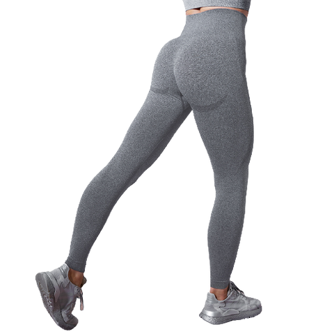 Legging Seamless Strong <br/> Gris clair