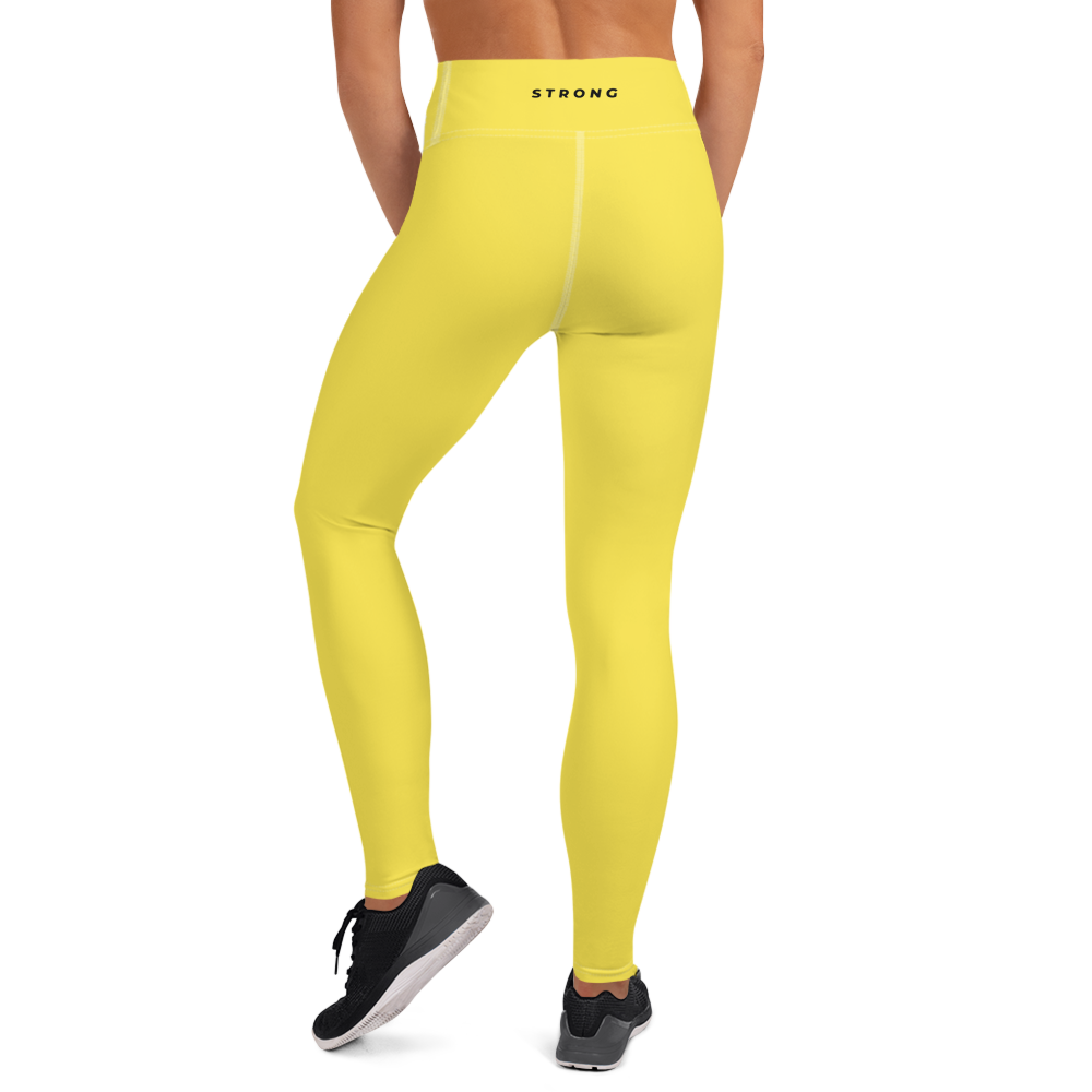 Legging Strong <br/> Jaune