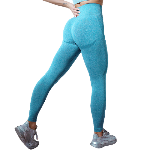 Legging Seamless Strong <br/> Turquoise
