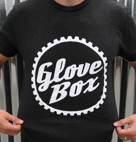 GloveBox Logo T-Shirt (White)