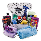Deluxe Car Care Monthly Subscription Box