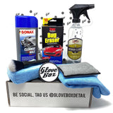 The 'DELUXE' Car Care Subscription Box