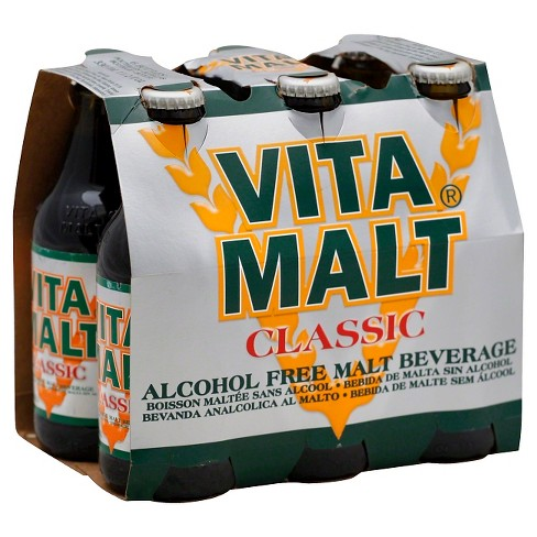 Case of malt