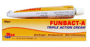 Funbact A Cream