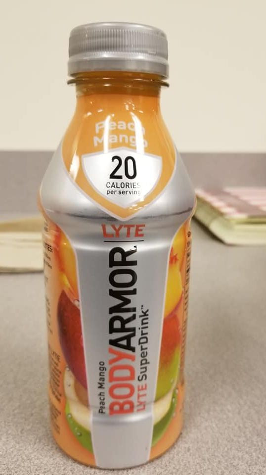 Body Armor Drink