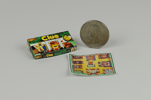 Mini Clue Game