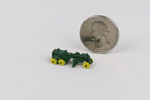 Toy Tractor with Pull