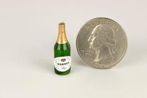 Korbel Champagne Bottle