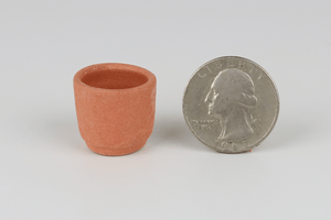 Small Clay Pot