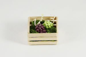 Small Crate of Grapes - Default Title - Dollhouse Alley - 1