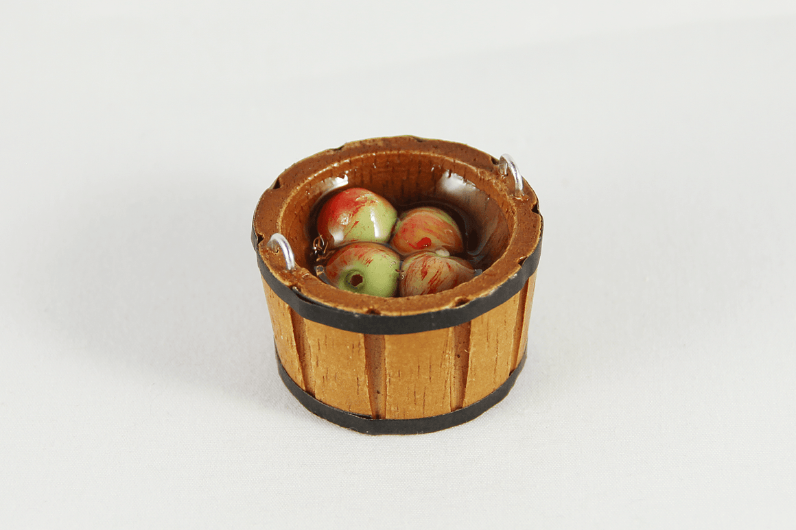 Bobbing for Apples -  - Dollhouse Alley - 1