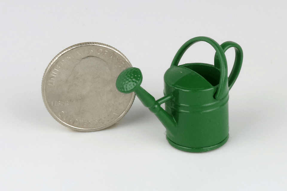 Large Green Watering Can