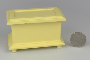 Yellow Toy Box