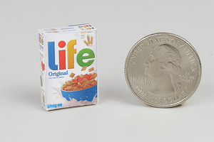 Box of Life Cereal