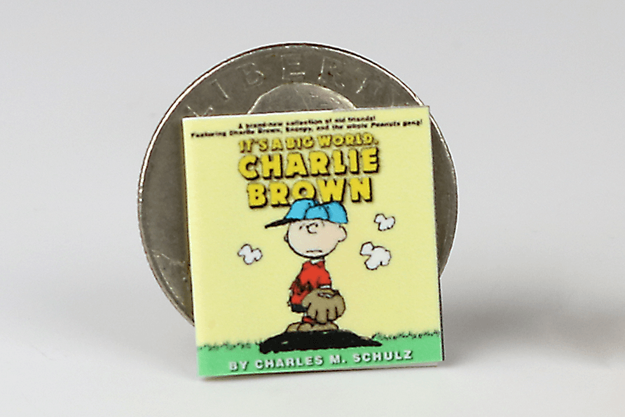 "Mini ""Charlie Brown"" Book"