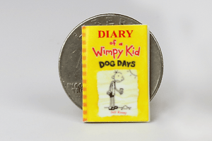 "Mini ""Wimpy Kid"" Book"