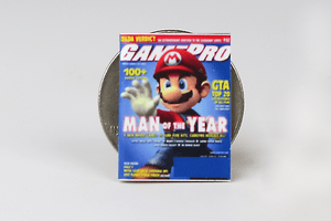 "Mini ""GamePro"" Mario Magazine"