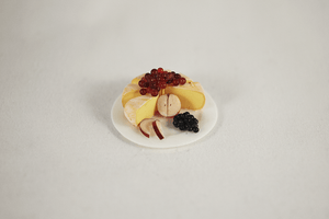 Cheese and Fruit Platter - 1
