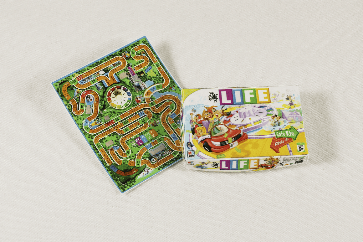 The Game of Life - 1