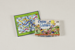 Chutes and Ladders - 1