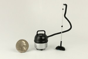 Shop Vacuum in Silver