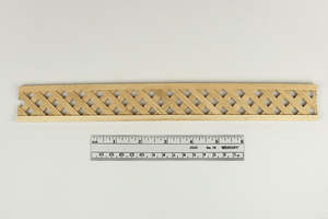"12"" Lattice Strip"
