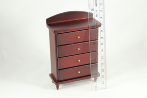Tall Mahogany Chest of Drawers