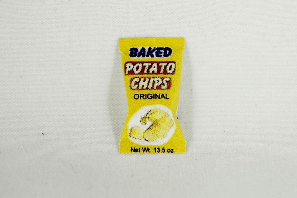 Bag of Baked Potato Chips -  - Dollhouse Alley - 1