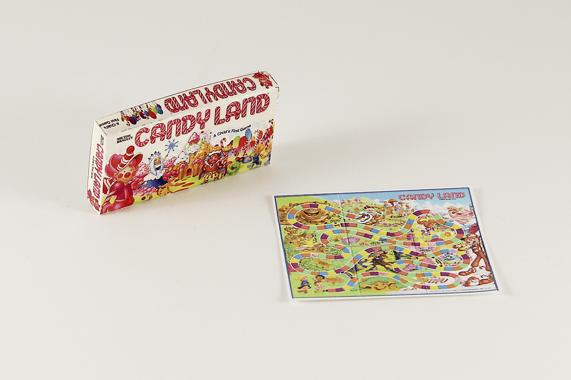 Candy Land Game Box - 1