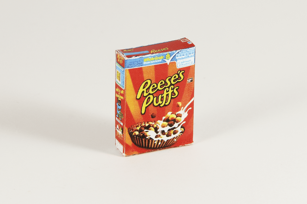 Box of Reese's Puffs Cereal - 1