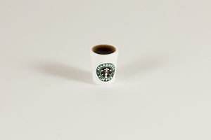Cup of Starbucks Coffee - 1