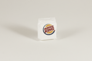 Burger King Fast Food Bag - 1