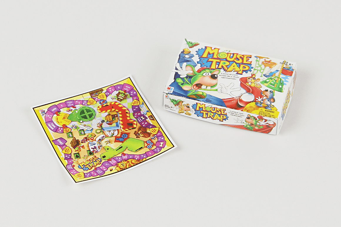 Mouse Trap Game Box - 1