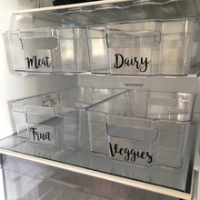 Load image into Gallery viewer, Custom Refrigerator Trays