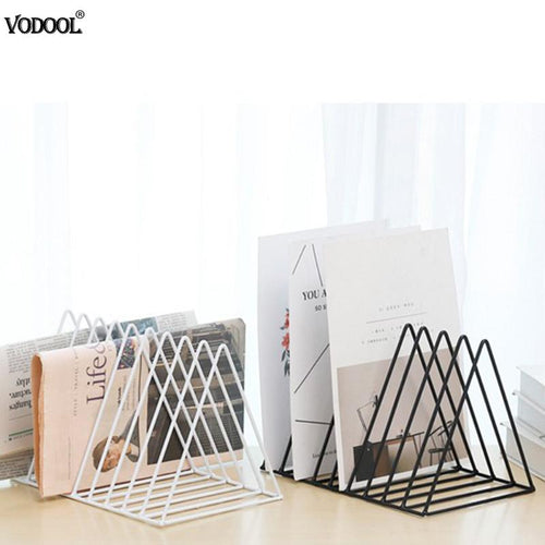 Nordic Triangle Book Holder