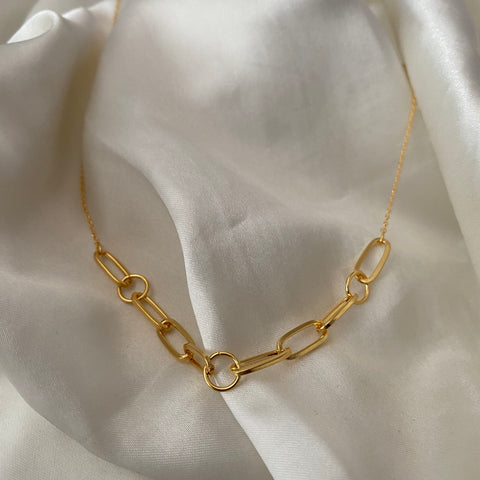 isa link chain - GOLD