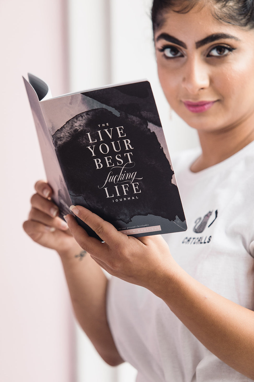 Notebook - Live Your Best F-ing Life