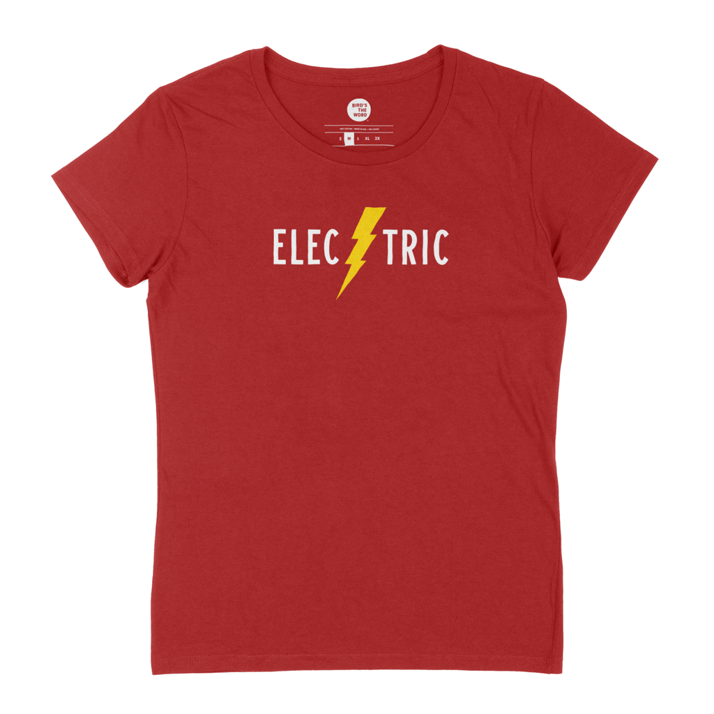 Women's Electric Short Sleeve T-Shirt