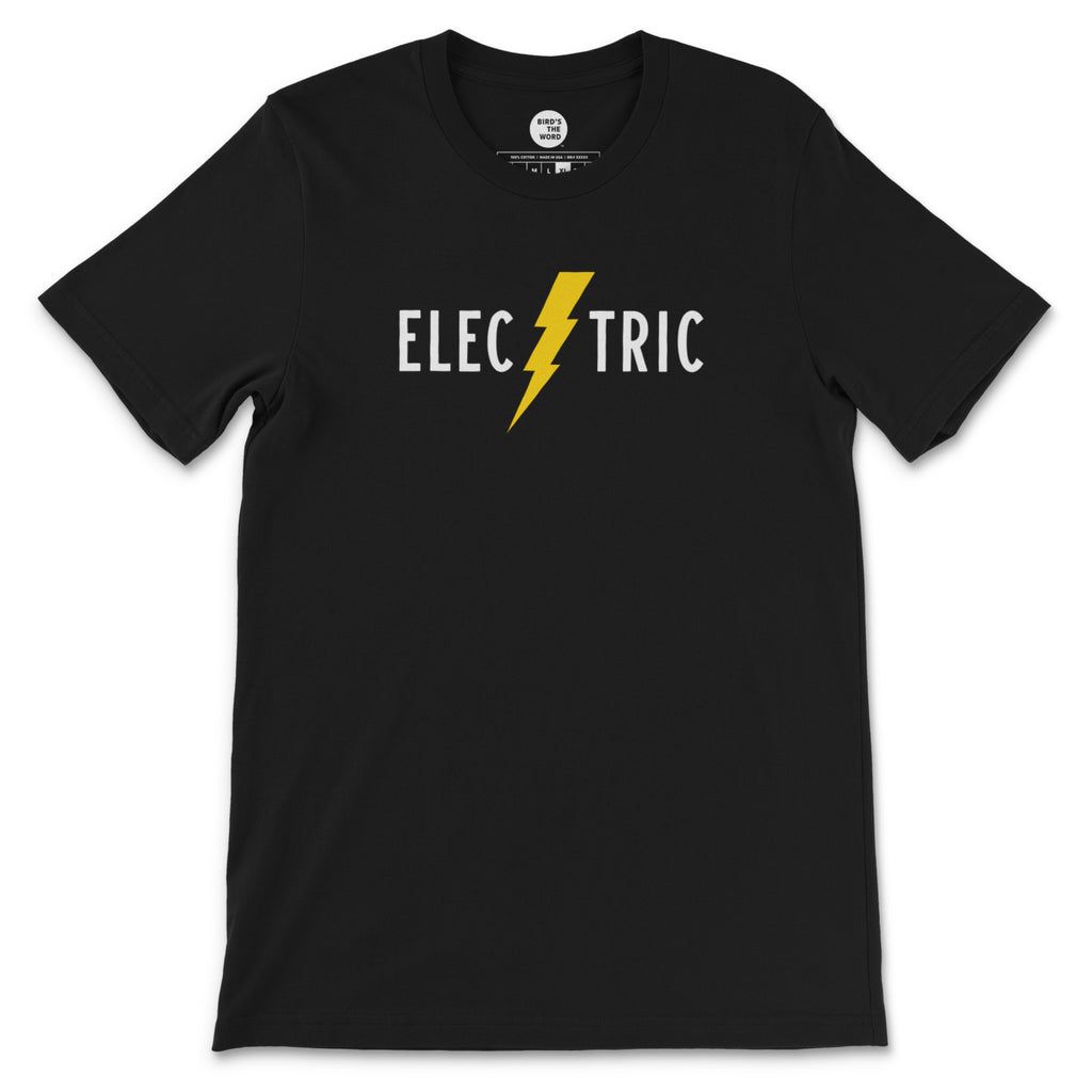 Electric Short-Sleeve Men's T-Shirt