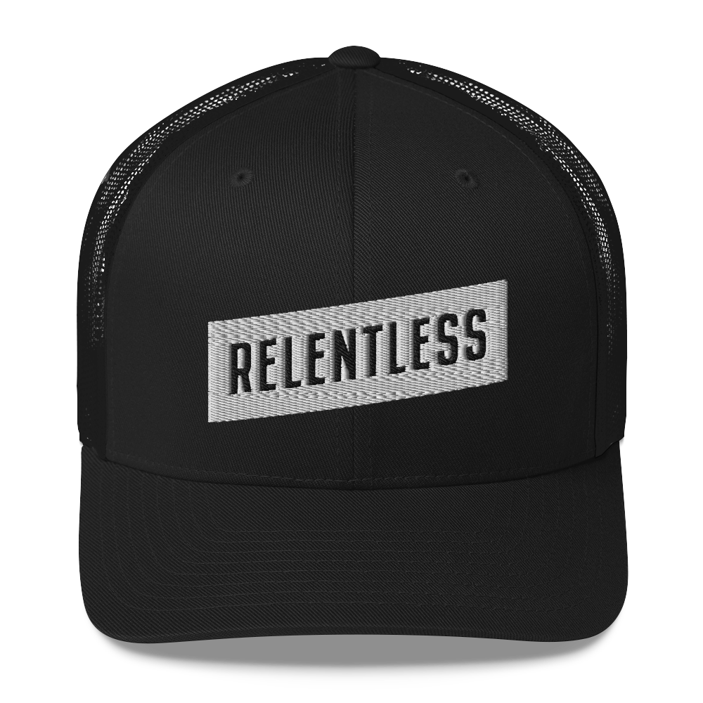 Relentless Trucker Hat