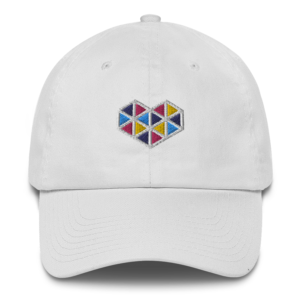 Geometric USA-Made Baseball Cap