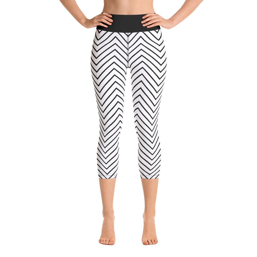 Zenith Cropped Yoga Leggings
