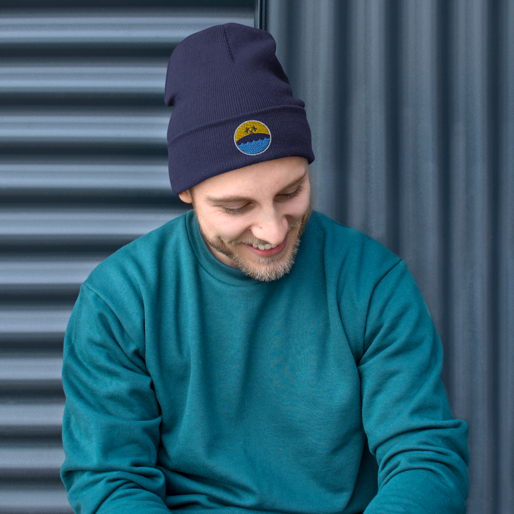 Lean On Me Classic Beanie