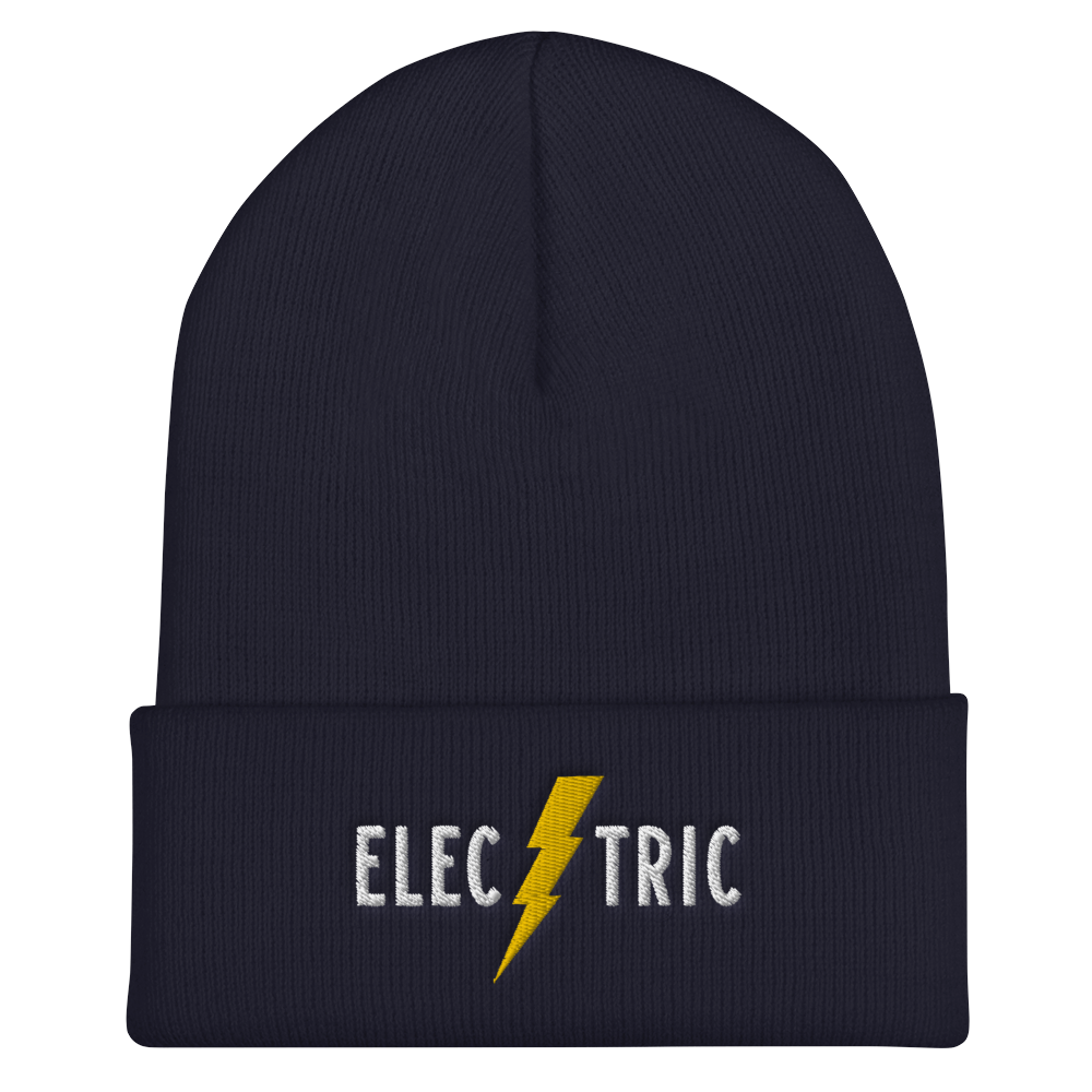 Electric Hipster Beanie