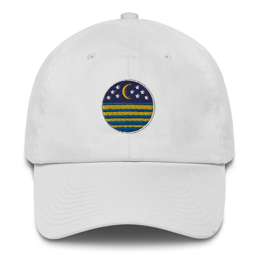 Ocean Moon USA-Made Baseball Cap