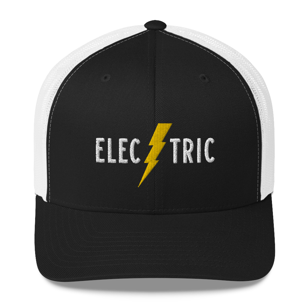 Electric Trucker Hat