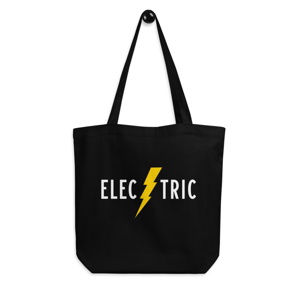 Electric Eco Tote Bag