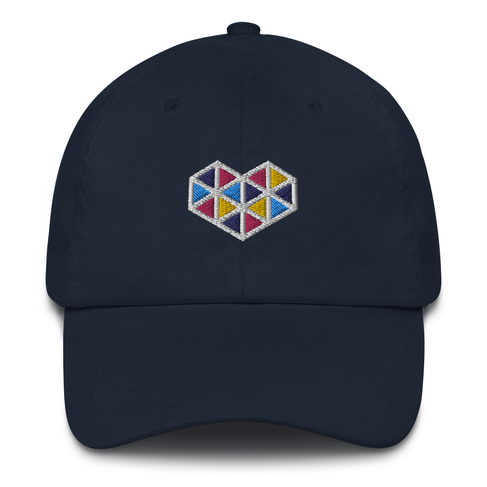 Geometric Women's Dad Hat